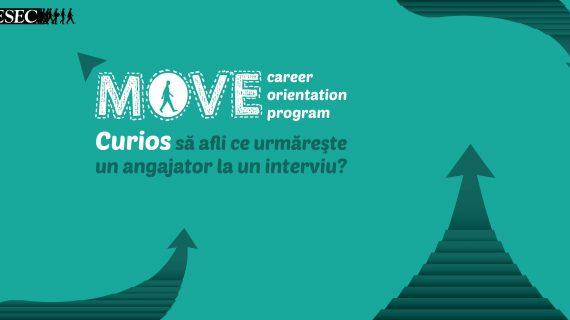 AIESEC Iași propune studenților o oportunitate de orientare profesională