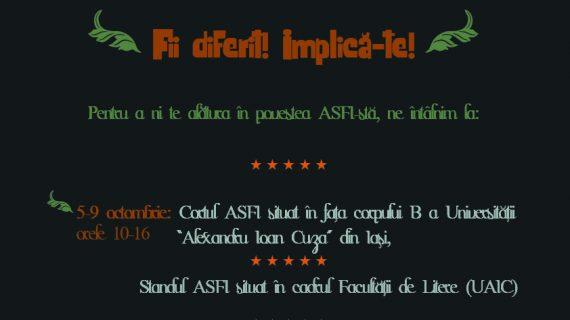 ASFI recrutează