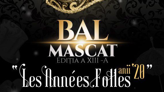 Balul Mascat Francofon readuce anii '20 în Sala Pașilor Pierduți