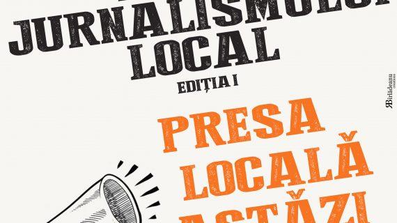 Presa locală astăzi, dezbătută în mediul academic, la UAIC