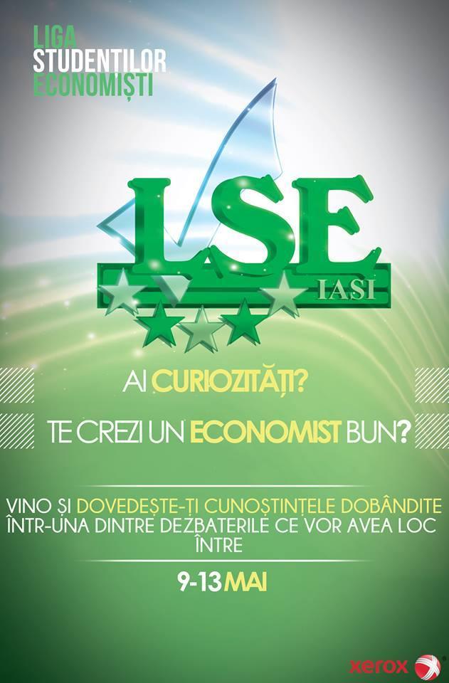 Serie de prelegeri organizate de Liga Studenților Economiști