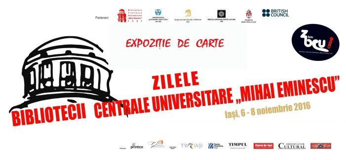 """Expoziție de carte la Biblioteca Centrală Universitară """"Mihai Eminescu"""""""