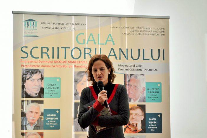 """Loredana Cuzmici, premiul Debut în Critică și Istorie Literară pentru volumul """"Generația Albatros – o nouă avangardă"""""""