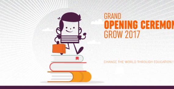 Start la nonformal: cea de-a 17-a ediţie GROW se pregăteşte de numărătoarea inversă