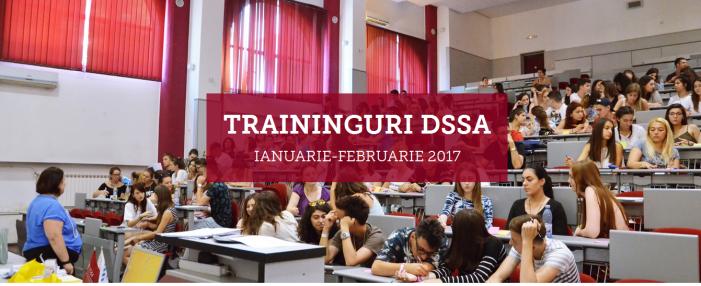 DSSA organizează traininguri gratuite pentru studenții UAIC