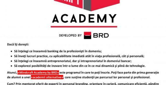 Mindcraft Academy by BRD