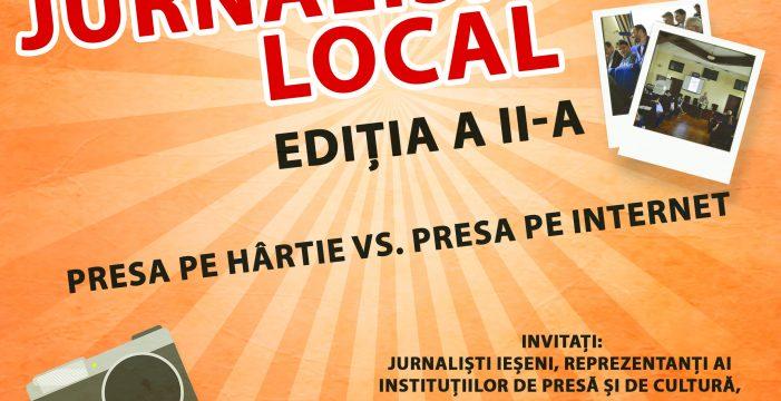 Zilele Jurnalismului Local, ediția a II-a