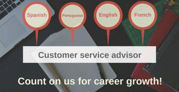 Capgemini Iași angajează Customer Service Advisor