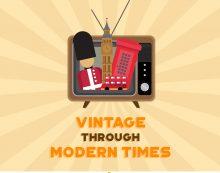 PR OUTLooK, ediția a VII-a: Vintage through modern times