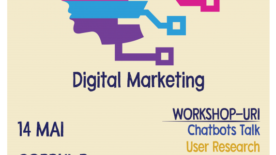 Ediția a IX – a ATELIERE vorbește despre Digital Marketing