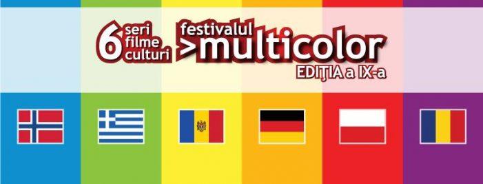 Festivalul Multicolor – șase culturi într-un singur eveniment