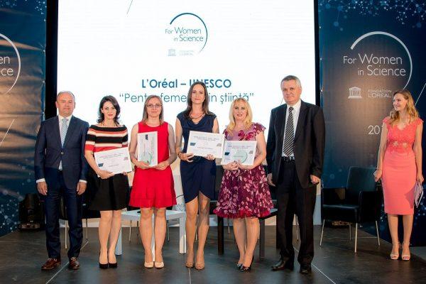 """Cercetătoare din cadrul Facultății de Fizică, câștigătoarea bursei L'Oréal – UNESCO """"Pentru femeile din ştiinţă"""""""