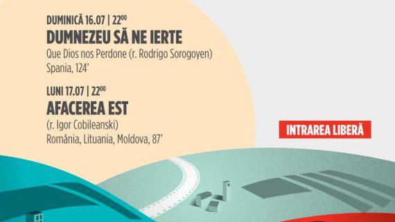Încep proiecțiile Caravanei TIFF la Iași