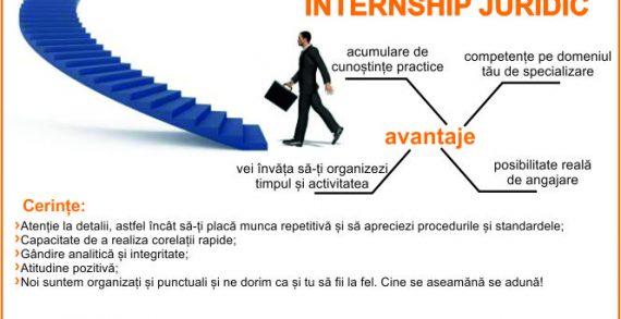 Oportunitate pentru internship juridic, oferită de ExpertMind