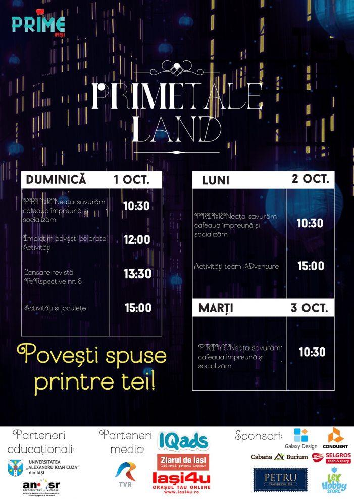 PRIMEtale Land, ediția a treia