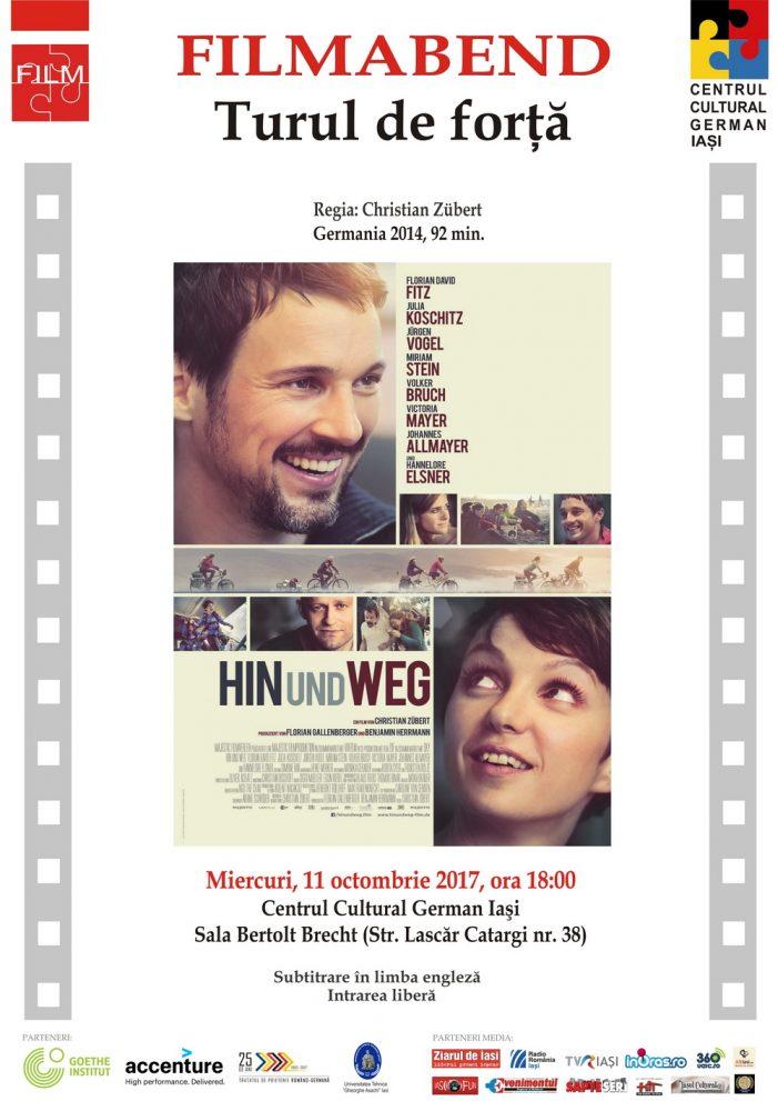 """Seara de film german – """"Turul de forță"""""""