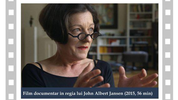 "Seara de film german – ""Herta Müller – Alfabetul fricii"" (2015)"