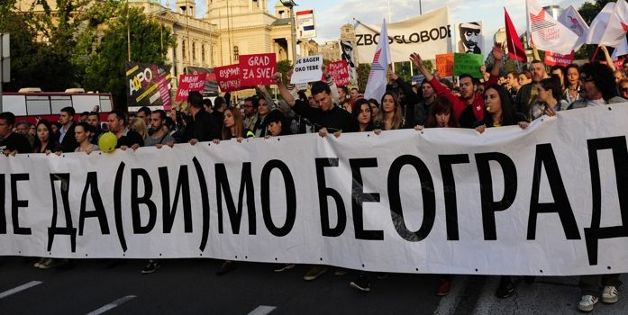 PATTERNS Lectures – Granițe, bariere și cultura protestului. Noua politică a mișcărilor sociale în Europa Centrală și de Est