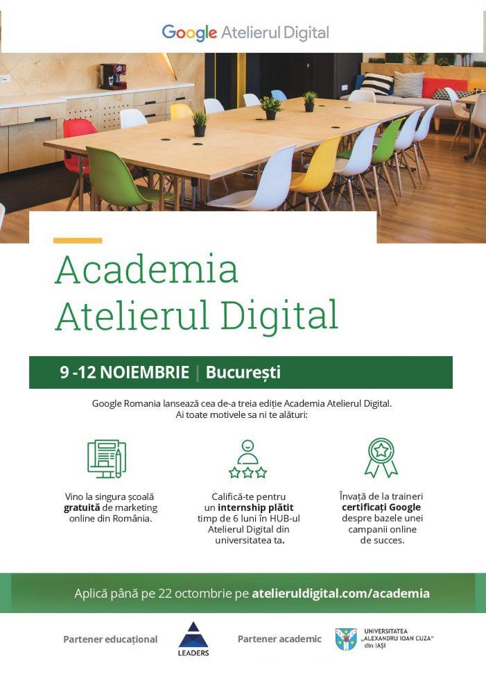 Academia Atelierul Digital