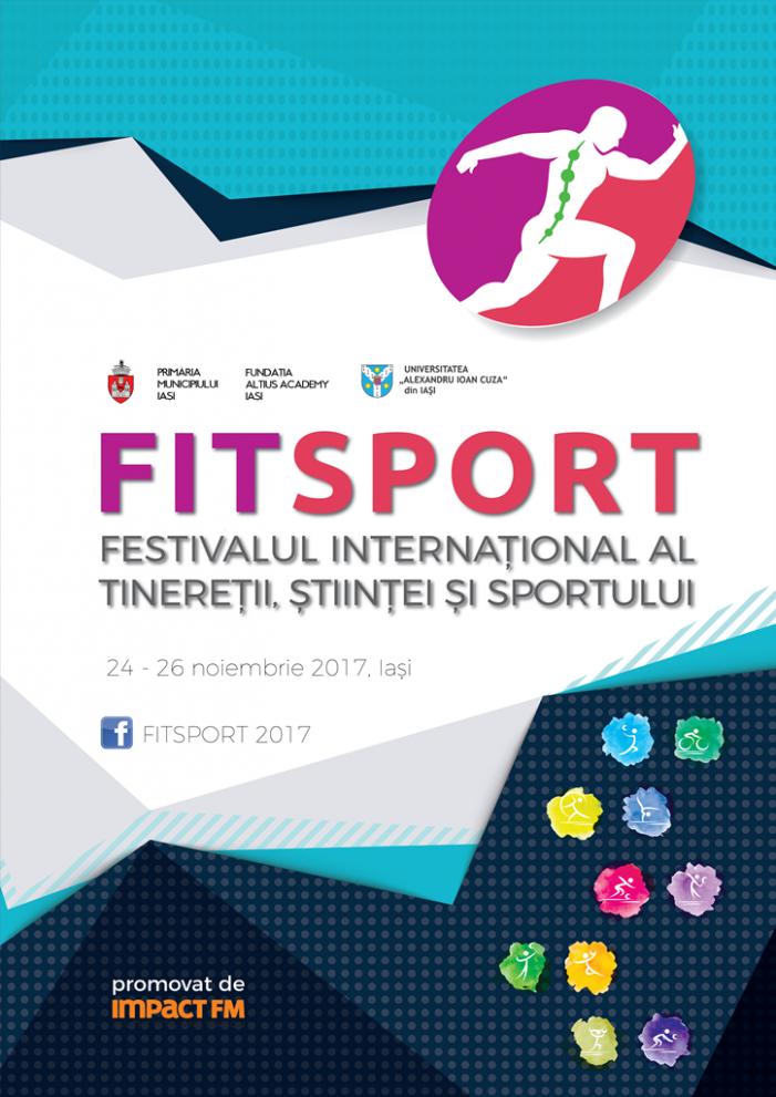 Se dă startul la FITSPORT  Festivalul Internațional al Tinereții, Științei și Sportului