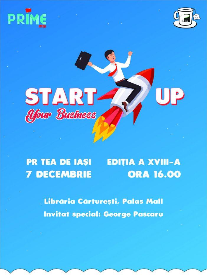 PR Tea de Iași te invită la un ceai cu viitorul tău