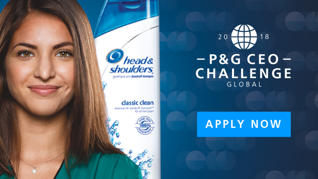 P&G CEO Challenge Global 2018