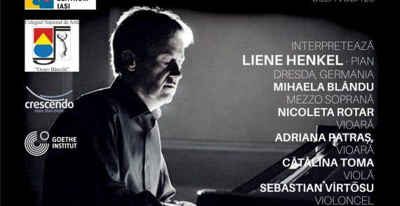 """Concert de pian """"In Memoriam Andreas Henkel"""""""