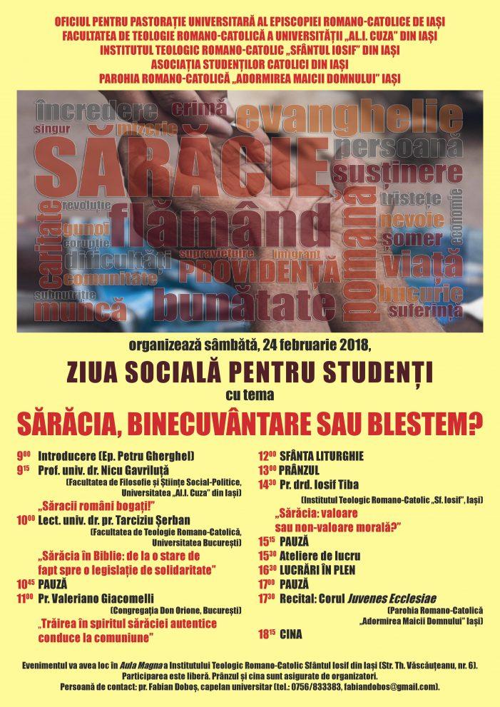 """Workshop: """"Săptămâna Socială a Studenților"""""""