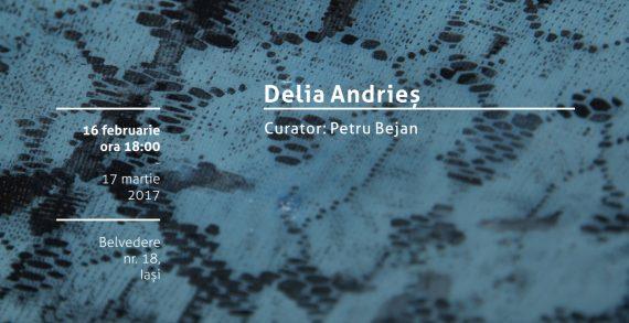 Expoziție de pictură și performance Delia Andrieș