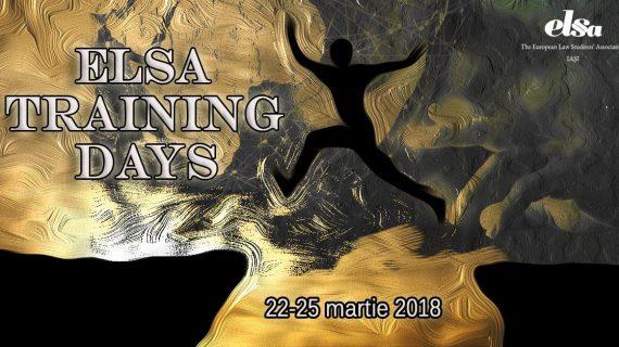 ELSA Training Days