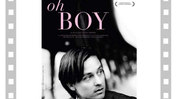 """Seara de film german """"Oh Boy"""""""