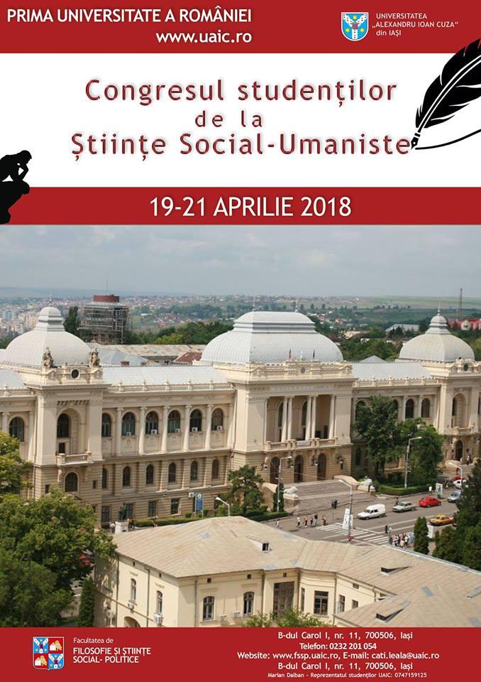 Congresul Național al Studenților de la Științe Social-Umaniste
