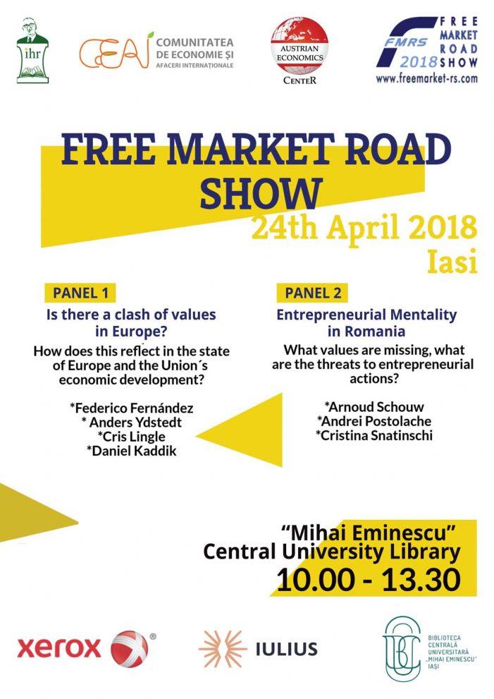 Free Market Roadshow 2018