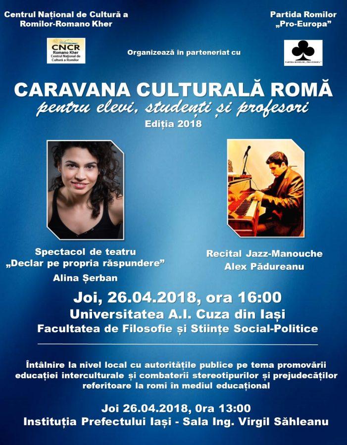 Caravana Culturală Romă