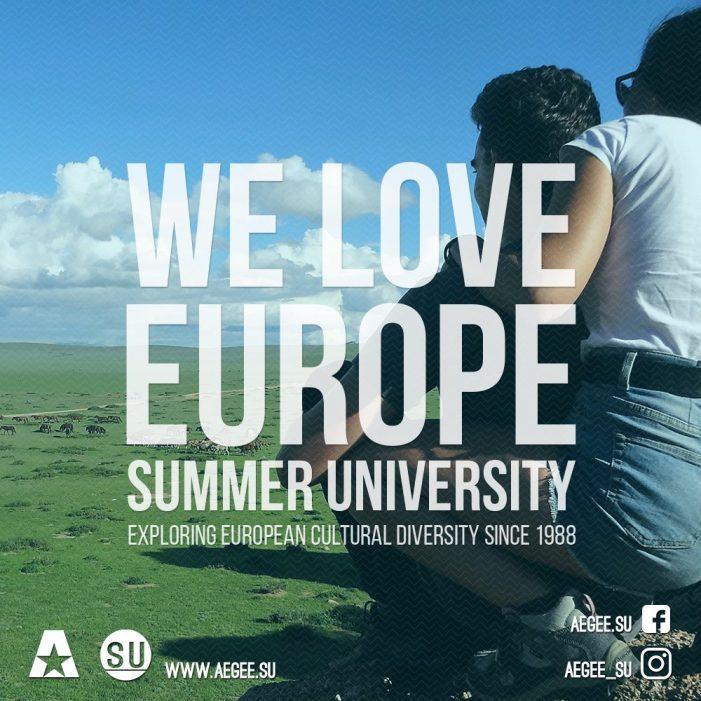 Summer University AEGEE