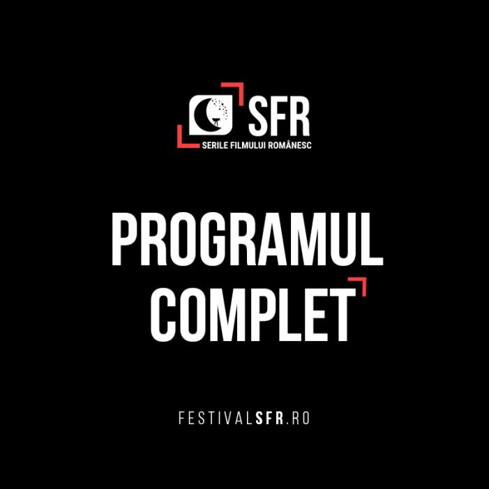 Serile Filmului Românesc 2018