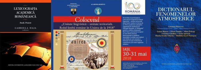 """Noi apariții editoriale la Editura Universității """"Alexandru Ioan Cuza"""""""