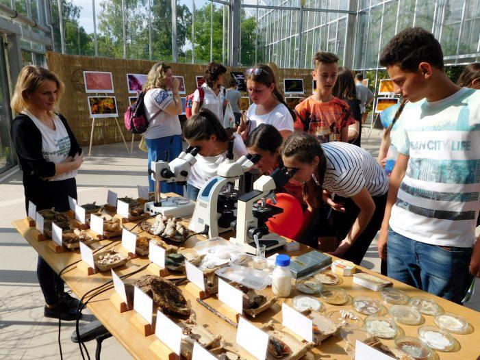 """""""Biologia în parc"""" – eveniment educațional special la Grădina Botanică"""