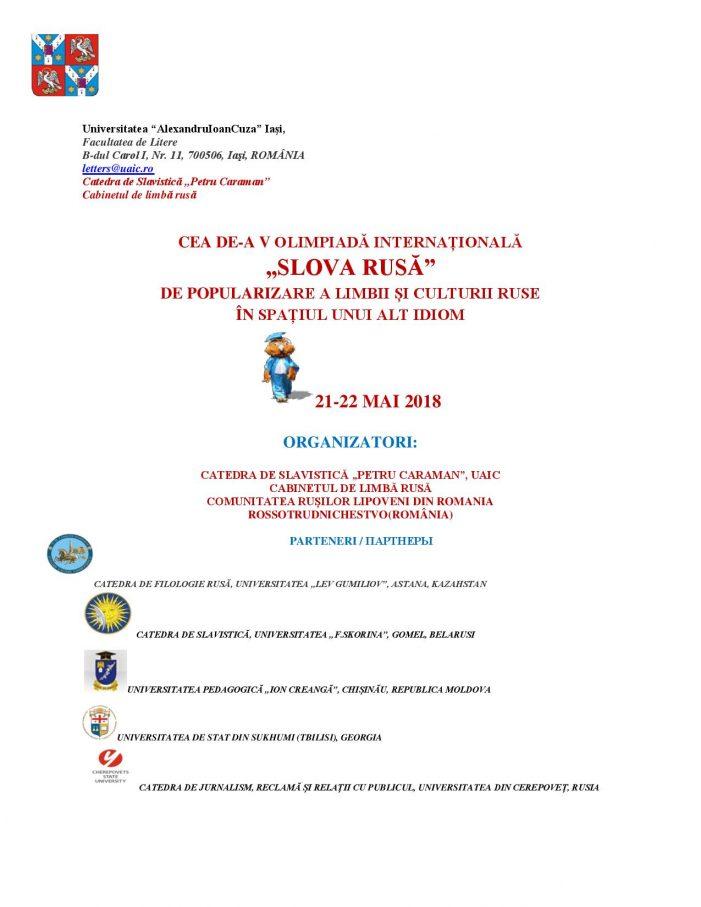 Prezentarea manualelor de limbă rusă aplicată