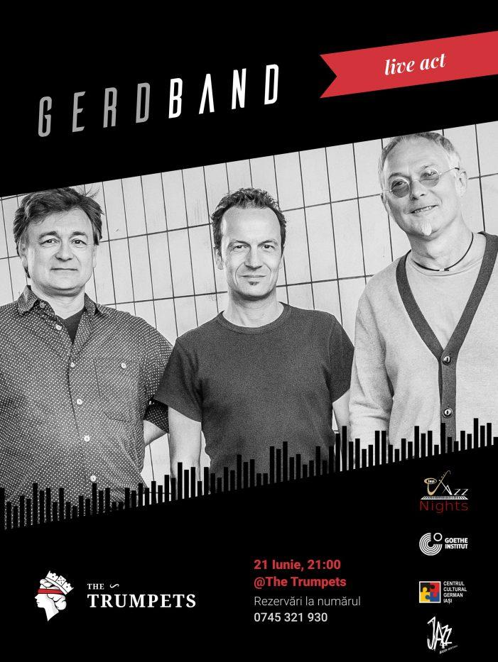 "Jazz live cu ""Gerdband"" (Germania)"