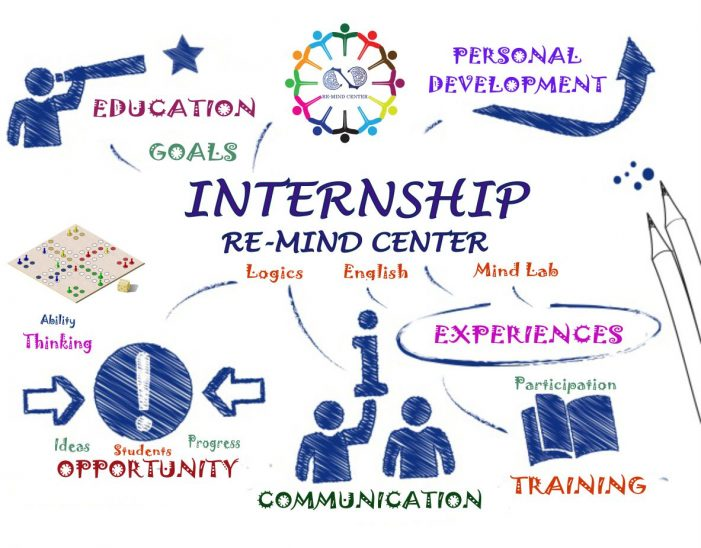 Re-Mind Center organizează program de internship pe perioada verii