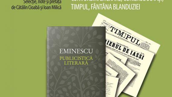 """Lansare de carte la Biblioteca Centrală Universitară """"Mihai Eminescu"""""""