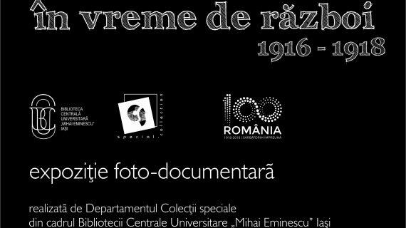 Expoziție-eveniment la Biblioteca Centrală Universitară din Iași