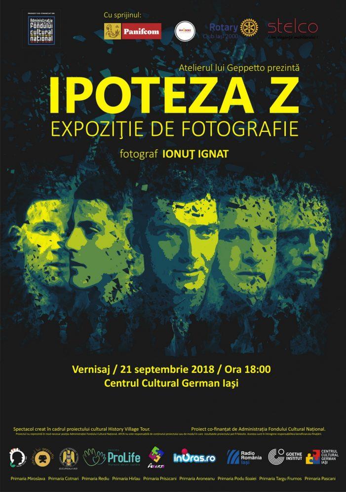 """Vernisajul expoziţiei de fotografie """"Ipoteza Z"""""""