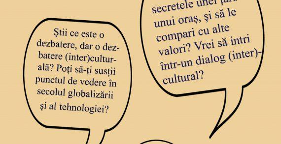 Dezbateri (Inter)culturale – activitate pentru toți studenții UAIC