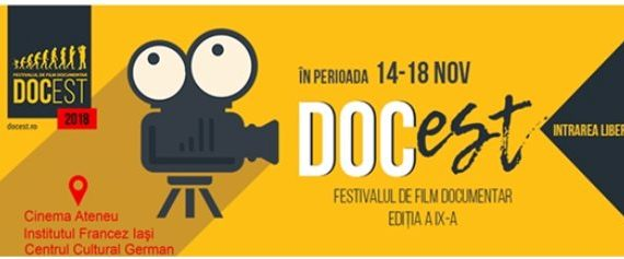 Festivalul de Film Documentar DocEst revine la Iași