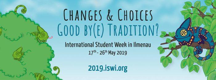 International Student Week în Ilmenau, Germania