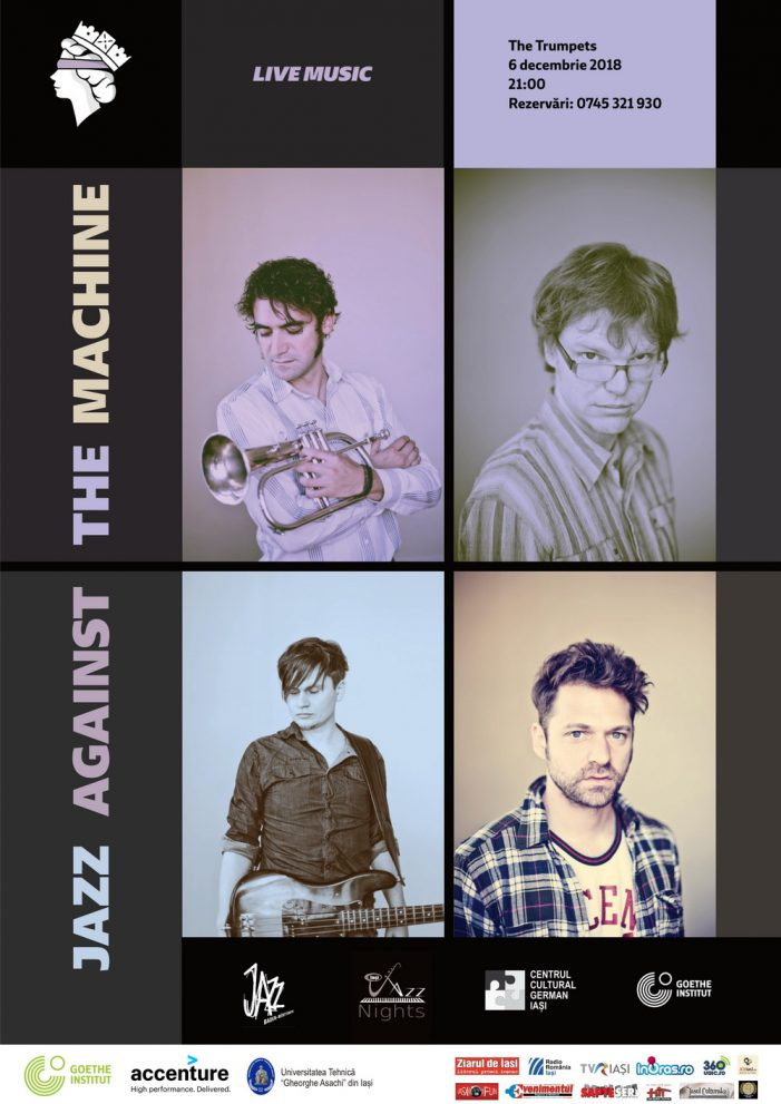"""Concert live """"Jazz Against The Machine"""" (Germania)"""