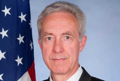 Ambasadorul Statelor Unite ale Americii în România conferențiază la UAIC