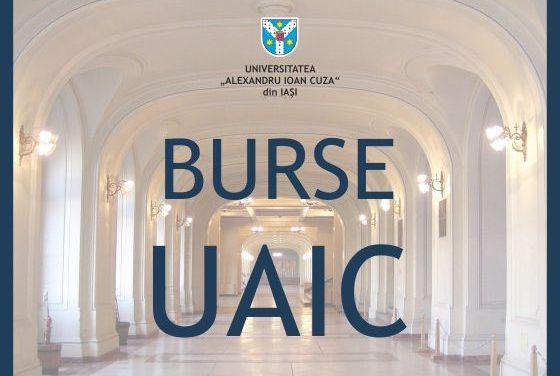 UAIC oferă burse pentru activități sociale în campusurile studențești